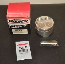 WISECO 4413M07550 FORGED PISTON GPZ1000R 75.5MM 1.5MM OVERBORE DRAGBIKE