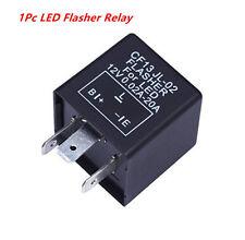 3 Pin Electronic Car LED Flasher Relay CF13 JL-02 Fix Turn Signal Hyper Fashing