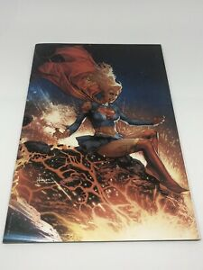 DCeased #2 NM Anacleto Exclusive Supergirl Dc Comics 2019 🔥