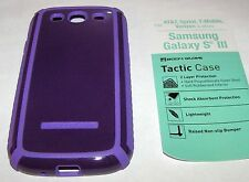 Body Glove Tactic case Samsung Galaxy S III, Glossy Purple & Lavender color, new