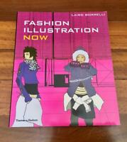 Brand New Softcover Book - Fashion Illustration Now By Laird Borrelli