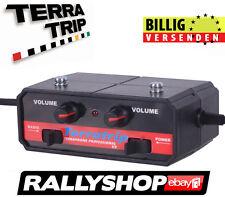 Terratrip Terraphone PROFESSIONAL V2 Verstärker Gegensprechanlage  BILLIG