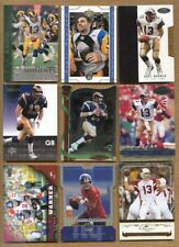 Kurt Warner lot cartes NFL Foot US Rams Cardinals