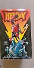 BOWEN HELLBOY SIGNED MIKE MIGNOLA 151/200 MOVIE STATUE NEVER OPENED OR DISPLAYED