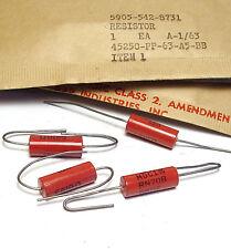 10x haute précision-résistance rn70b, 6.81 Kohm, appareils de mesure-qualité, nos