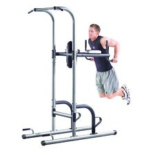 Golds Gym Power Tower Home Fitness Exercise Equipment Health Strength Workout
