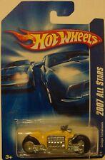 2007 Hot Wheels All Stars Dodge Tomahawk Motorcycle NIB Mattel NIP 155/180