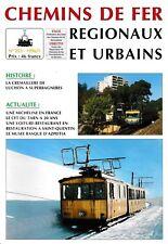 CHEMINS de FER RÉGIONAUX et URBAINS - N° 253 (1996 - 1) (FACS - CFRU) (Train)