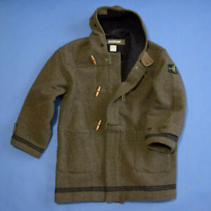 Stone Island Vintage s90 wool coat Large