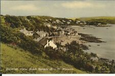 Frith postcard: General View from Castle Hill, St Mawes, Cornwall