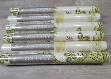 Zoffany Wallpaper 'FIR TREES' - 6 Rolls - GREEN ZFLW02001 NEW AND UNOPENED