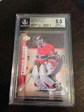 07/08 Upper Deck Young Guns Exclusives Rookie  Carey Price /100 #227  graded 8.5