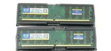 Lot of 2 4GB Xiede DDR2 Memory RAM PC2-6400-1845 800MHz Desktop - NEW™