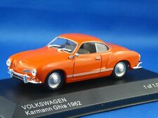 1/43 VW  KARMAN GHIA, 1962, orange,  limitiert 1000 Stück