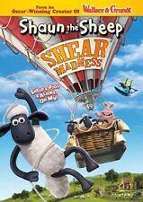 SHAUN THE SHEEP - SHEAR MADNESS (DVD)