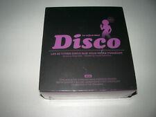 4 CD LE COFFRET IDEAL DISCO 60 TITRES COMPILATION ETAT NEUF