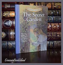 Secret Garden by Frances Burnett Illustrated New Collectible Hardcover Gift