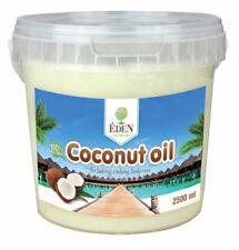 Kokosöl Kokosfett Coconut Oil 2500 ml im Eimer (groß)