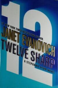 Janet Evanovich Twelve Sharp (Stephanie Plum Novels) Hardcover 2006 Acid Free