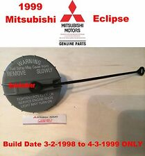 1999 Mitsubishi Eclipse Fuel Gas Cap Tethered OEM NEW