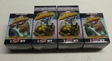 MONSTERPOCALYPSE SERIES 2 I CHOMP NY  BOOSTER lot 2 By 2