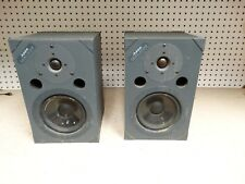Alesis Monitor One Studio Reference Monitor Speakers Pair Point Seven 100W peak