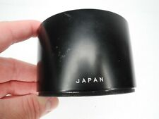 86mm Screw In Metal Camera Lens Hood Made In Japan