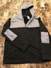 Men's  Reebox Medium Full Zip Jacket / Sweatshirt / Lined Hoodie Good Quality