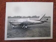 PHOTO AVION MORANE SAULNIER MS-892A RALLYE COMMODORE 150 G-ATGF AIRCRAFT