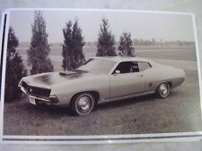 1970 FORD TORINO GT  11 X 17  PHOTO  PICTURE