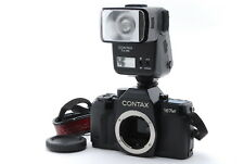 【Exc+++】Contax 167 MT 35mm SLR Film Camera w/Flash TLA280 From Japan 256