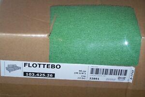 New Ikea FLOTTEBO sofa bed COVER SET  Lysed Green  [90cm]  103.425.26