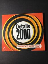 Details 2000 - CD By Various Artists 1998 New - Rob Zombie Rancid Crystal Method