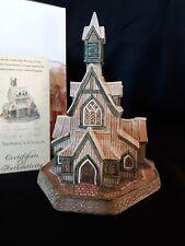 David Winter St. Barbara'S Church, Churches & Chapels of Britain, Coa+Box