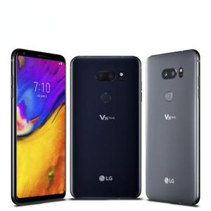 Origianl LG V35 ThinQ LM V350A Unlocked Smartphone GSM ATT T-Mobile 64GB GradeA+