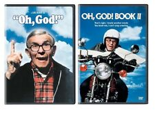 OH GOD 1 & 2 One & TWO George Burns 2 DVD SET NEW