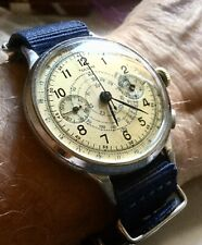 Maxim. Valjoux 22. Cronografo Vintage. In Working Order.