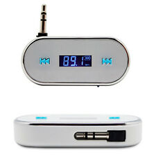 FM Radio Music Transmitter for iPod Touch 5 5th iPhone 5 5G 4 4S NOKIA SAMSUNG