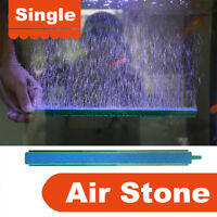 12/14/16'' Aquarium Air Stone Bubble Bar Fish Tank Pond Aerator Pump
