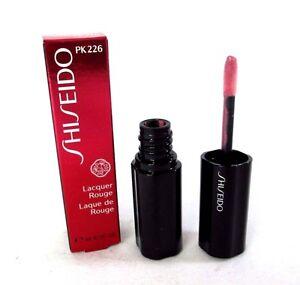 Shiseido Lacquer Rouge ~ PK 226 ~ .2 oz / 6 ml ~ BNIB