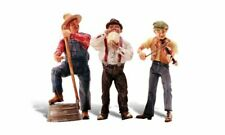 NEW Woodland Scenics A2570 Junior's Jug Band G Scale FREE US SHIP