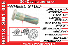 Genuine Honda Wheel Stud 90113-SM1-005