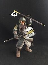 Lord of the Rings Gimli Toy Biz LOTR Action Figure 4.5''