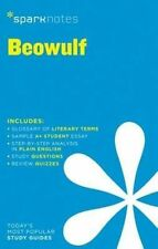 Beowulf SparkNotes Literature Guide by Spark Notes (Paperback, 2014)