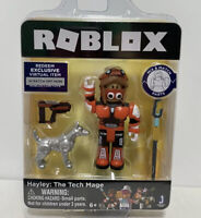 ***NEW** ROBLOX ~ HAYLEY: The Tech Mage Exclusive Virtual Item Code