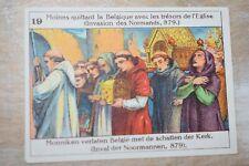 Belgische Geschiedenis - Histoire de Belgique - 19 - invasion des Normands, 879