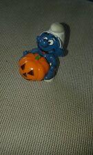 Schleich halloween Schlumpf mit gesicht 20136 Sammlung