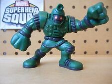 Marvel Super Hero Squad TITANIUM MAN Red Eyes Variant from Iron Man 2 Armor Wars
