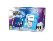 Nintendo Handheld Console 2ds With Pokemon Moon UK PAL