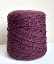 Italian alpaca wool yarns, 2lb 3.3oz cone / 1kg
